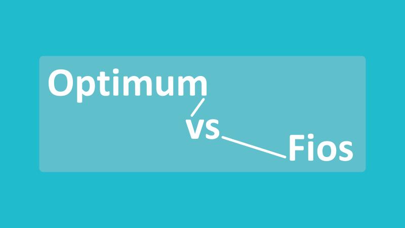 Optimum vs Fios