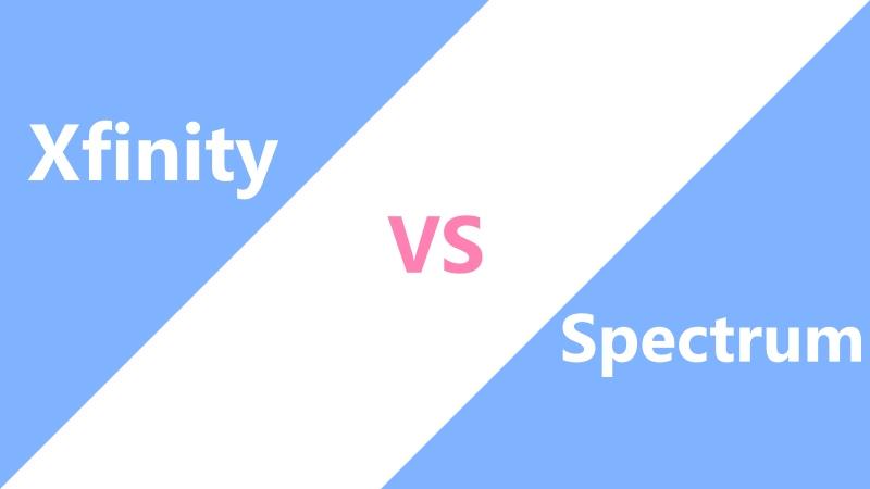 Xfinity vs Spectrum